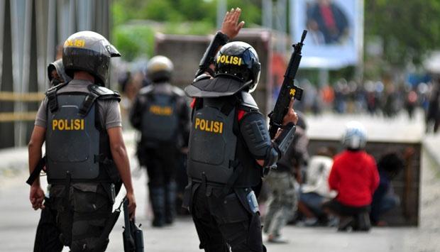 Polisi Mulai Kejar Massa Ketua Peradi Ambon